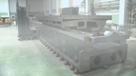 XXL _ DMU 600 P 加工大型工件的5面/5轴万能及高速切削龙门铣床