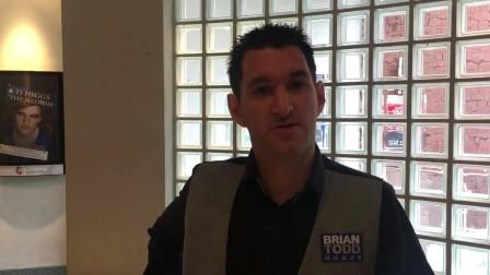 汤姆·福德在印度公开赛资格赛战胜克里斯·托腾后的采访