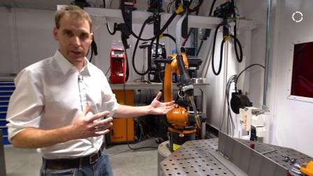 德国巴伐利亚 KUKA弧焊机器人技术中心