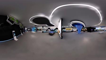三亚VR展示大厅规划