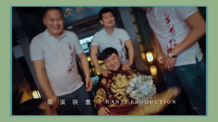 #南溪映画#WANGXIAOLONG&WANGQINGJUNWeeding