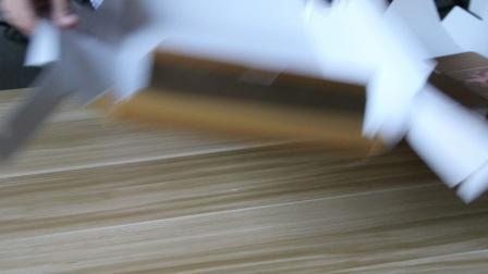 壹抹情浓系列月饼包装盒折法步骤—梦幻烘焙