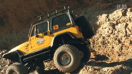 DJI OSMO_RCmodelex Mex Jeep YJ_#2 - YouTube [720p]_超清