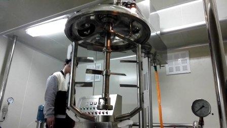 乳化机工作视频