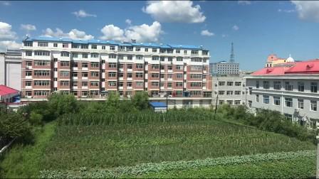 中俄边境黑河