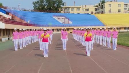 齐齐哈尔市第八套健身操