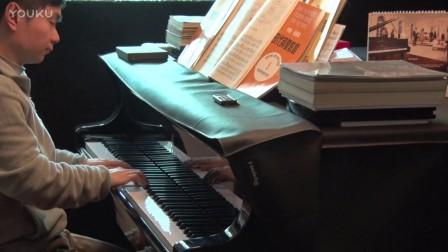 36、沈文裕演奏约翰汤普森现代钢琴教程第一册《生日蛋糕》