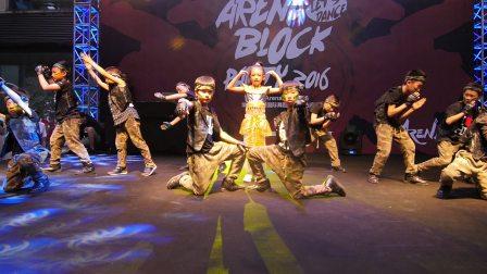 ARENA舞朝竞技场第二届亚洲国际舞蹈大赛预热派对