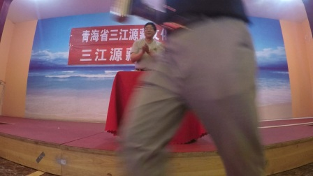 青海省三江源藏文化艺术中心、三江源藏族锅庄舞协会培训实录(1)
