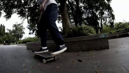 SCC滑板视频VarialLife广州滑手找杰的滑板生活