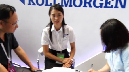 CIROS上科尔摩根产品市场经理王唯唯女士接受《现代工业机器人》采访