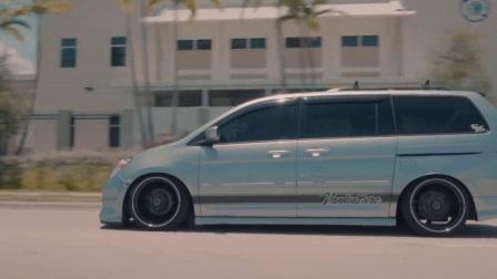 【本田 奥德赛】Honda Odyssey 改装车视频超清版