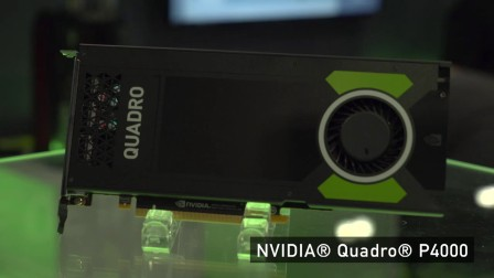 NVIDIA Quadro Brings the Power of Pascal to SOLIDWORKS World 2017