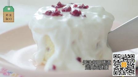 酸奶 蔓越莓 免烤 蛋糕