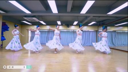 深圳福田区民族舞培训班 傣族舞教学《孔雀飞来》【派澜舞蹈】