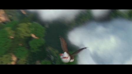 赞达亚配音 中美合拍动画片《妈妈咪鸭》2018 官方预告