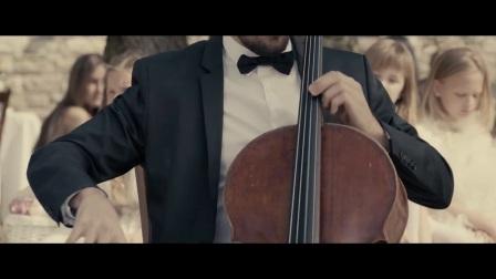 两个大提琴演奏《教父》主题曲,看到最后的人都哭了。