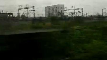 G1301长沙南进站