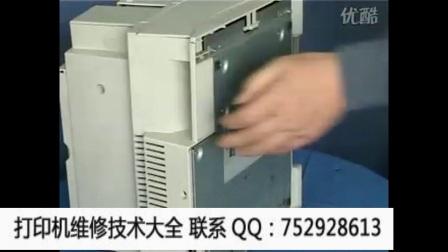 打印机故障解析与维修技术视频01_标清