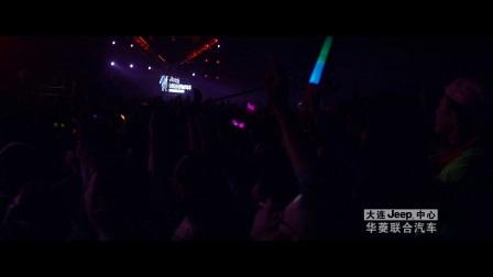 2017JEEP联合纵队极致之旅第七站 坝上草原 克什克腾草原音乐节 摇滚 牧马人越野