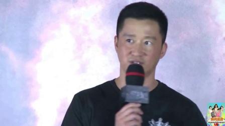 吴京讲述18个月特种兵生活 中国军人打不败 170814
