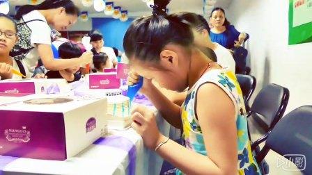 太平人寿亲子DIY蛋糕活动