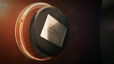 AMD Ryzen Threadripper 线程撕裂者处理器开箱