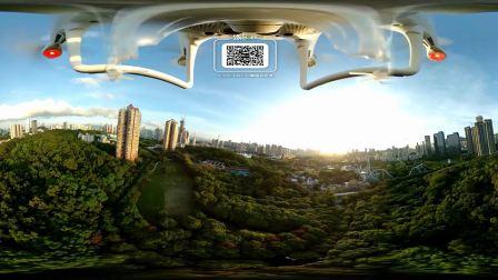 无人机全景航拍