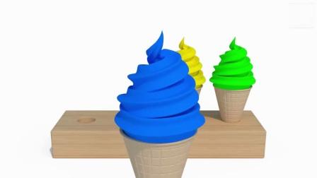 颜色屋 第24集 多色冰淇淋-国语720P