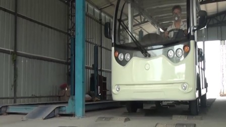 Video of Lvtong New Energy Electric Vehicle-02
