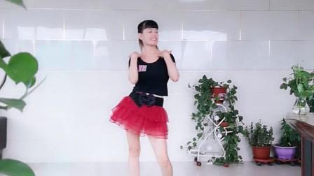 天使玉儿广场舞:爱在老地方