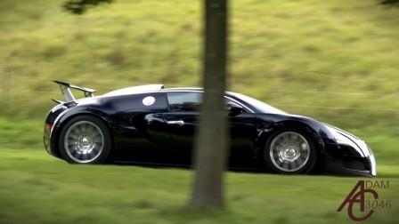 {虾米碗糕哦}-布加迪威龙 Bugatti Veyron   -引擎的音樂