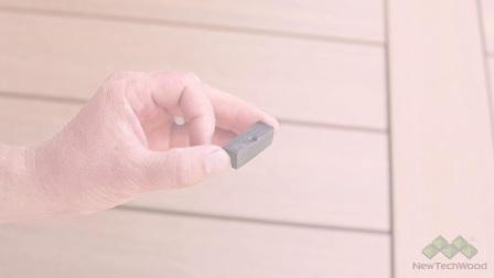美新超越NewTechWood 地板安装示范