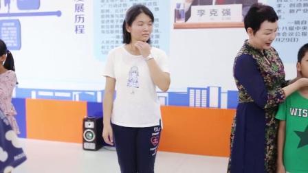 广西修为教育第三期《青少年形体礼仪培训班》