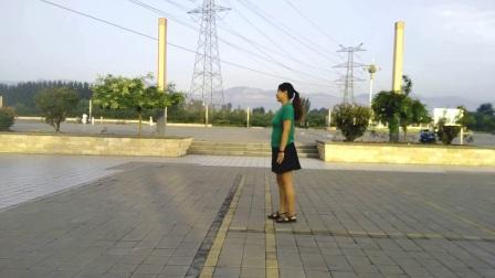 林州紫果广场舞  亲爱的你到底去了哪里