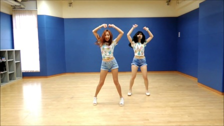 SISTAR  _SHAKE IT DANCE COVER BY KSquare
