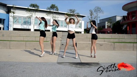 SISTAR     - SHAKE IT dance cover by Sixth Sense