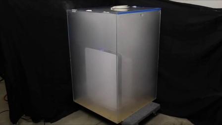 美国Alen空气净化器Breathesmart系列烟雾测试