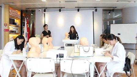 韩国皮肤管理培训学习班