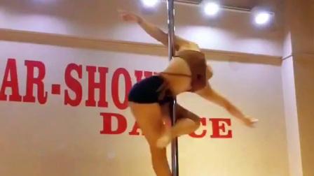 四川钢管舞职业培训机构 成都星秀舞蹈