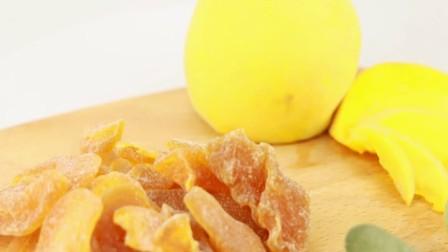 【不会做饭的西坡】黄桃干