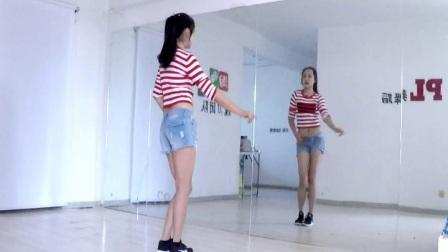 庞琳老师im舞蹈1M舞室goodtime分解动作爵士舞教学