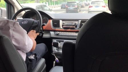 首汽约车司机危险驾驶