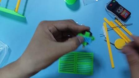 科技小制作:DIY升降机观光电梯模型