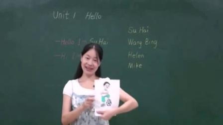 译林牛津英语一年级上册陈瑜全18讲 980MB