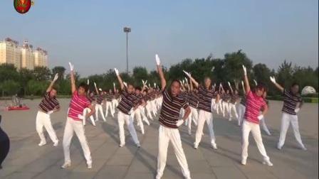 淄博市临淄区齐之韵快乐舞步健身操——最贵是健康