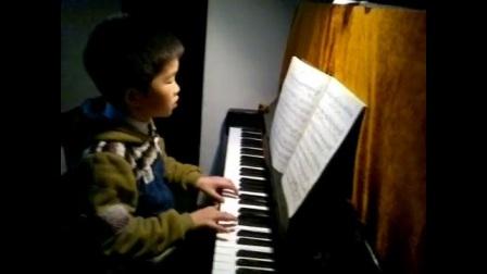 兴趣、执着-钢琴之路