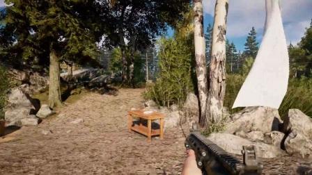 《孤岛惊魂5》Gamescom 2017试玩演示视频001