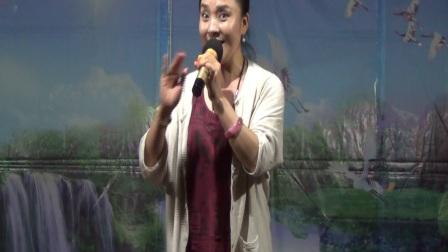 山西省晋剧院演出团青年演员 刘红霞清唱《珍珠塔》