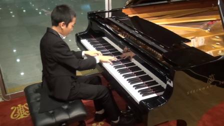 杜塞克 活潑的快板(降B大調奏鳴曲)op.24 第1樂章 - 郑泳康